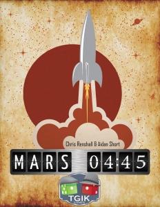 Mars 4:45 Cover Art