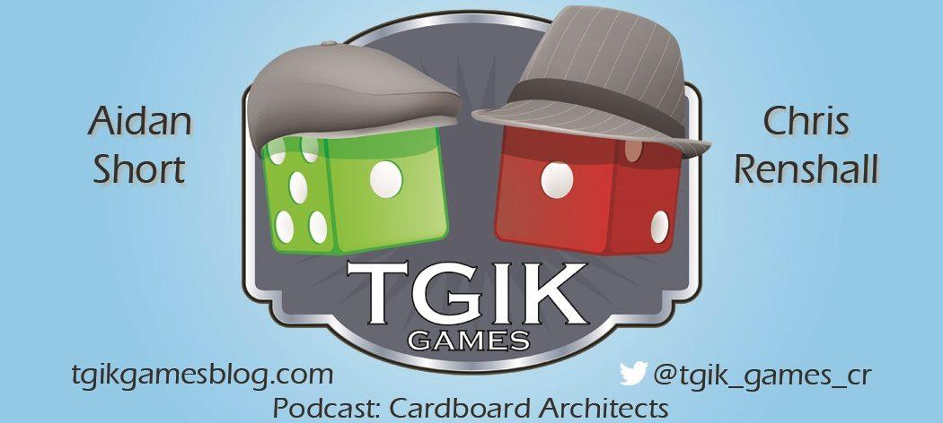 TGIK Games Blog